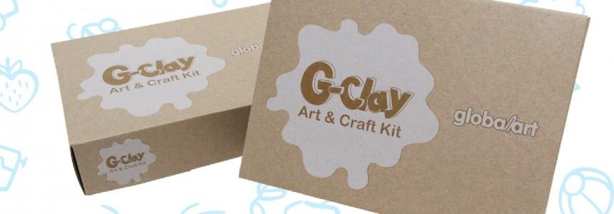 G-Clay Art & Craft Kit Box