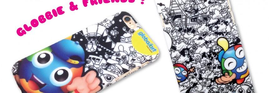 Globbie Iphone Cases